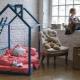 Παιδικό κρεβάτι από μασίφ ξύλο
