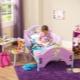 Κρεβάτι μωρού με πλευρές για 3 χρονών