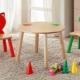 Table ronde des enfants
