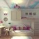 Sofa untuk kanak-kanak perempuan