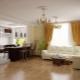 Küche-Wohnzimmer-Design