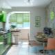 Kitchen design on the loggia