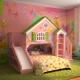 Σπίτι κρεβάτι για τα κορίτσια