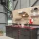 Τοποθετούνται ράφια στην κουζίνα