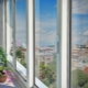 Glazing the balcony do it yourself