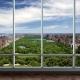 Panorama-Balkonverglasung