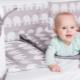Μεγέθη του μωρού κρεβάτι στο παχνί