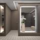Guardaroba nel corridoio: idee di design