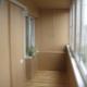 Garderobe auf dem Balkon mach es selbst