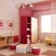 Gardiner för barnrummet: ny design