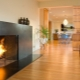 Glass doors for fireplaces and stoves