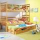 Τρίκλινο κρεβάτι για παιδιά