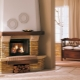 Brick Corner Fireplaces