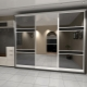 Built-in wardrobe in the hallway - a stylish solution in interior design