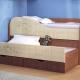 Ανασυρόμενο κρεβάτι για δύο παιδιά