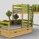 Lits superposés pour enfants Ikea
