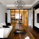 El diseño de la sala de estar de 17 metros cuadrados. m en una casa de paneles: ideas interesantes y decoración