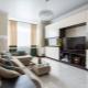 Diseño del salón: bellas ideas en el interior.