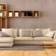 Design del soggiorno: selezione e posizionamento del divano