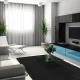 Dzīvojamās istabas interjera dizains