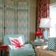 Dzīvojamā istaba tirkīza krāsās: reģistrācijas noteikumi