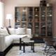 Muebles para la sala de estar en estilo moderno: características de elección