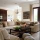 Muebles tapizados para la sala de estar: las tendencias de la moda y las reglas de elección.