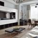 Dzīvojamās istabas izkārtojums: telpas zonējuma iezīmes