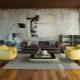 Muebles para la sala de estar: tipos e ideas de interiorismo.