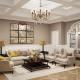 Dzīvojamās istabas renovācija: harmoniska interjera radīšanas noslēpumi