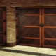 Gates for wooden garage: advantages and disadvantages