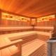 Subtleties of finishing the sauna