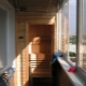 Sauna device on the balcony: tips on installation and design
