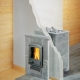 Wood-burning stoves for a bath: types and features