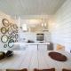 Forro blanco: bellas ideas en interiorismo.