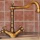 Βρύσες ρετρό στυλ: παλιό μπάνιο