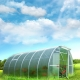 Polycarbonate greenhouses: types and benefits