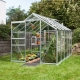 How to make a greenhouse for plants?
