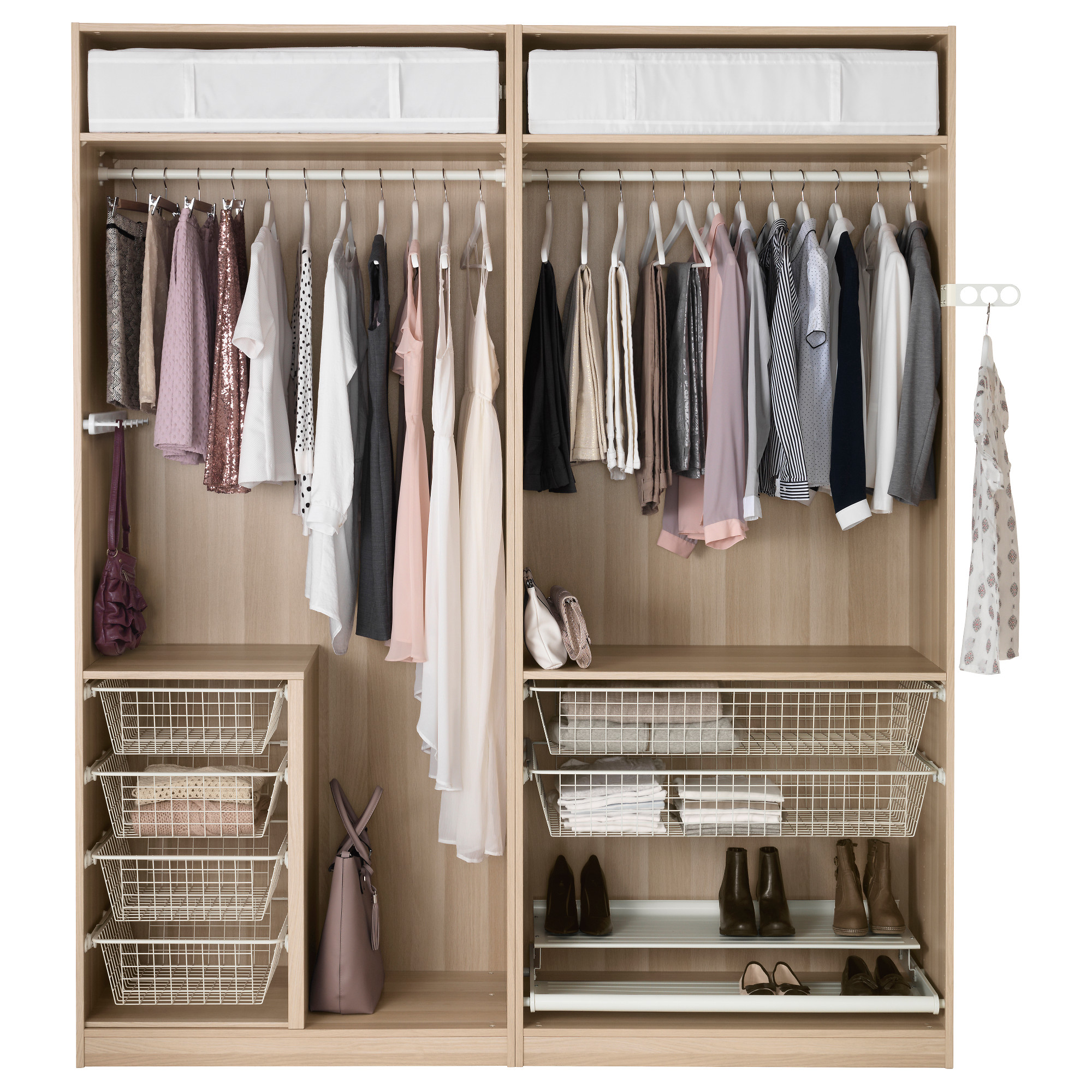 Wardrobe Pax 35 Photos Reviews Ikea Corner Planner In