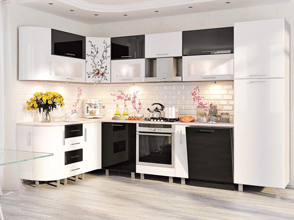 Dimensioni del mobile da cucina ad angolo: tipi di set per ...