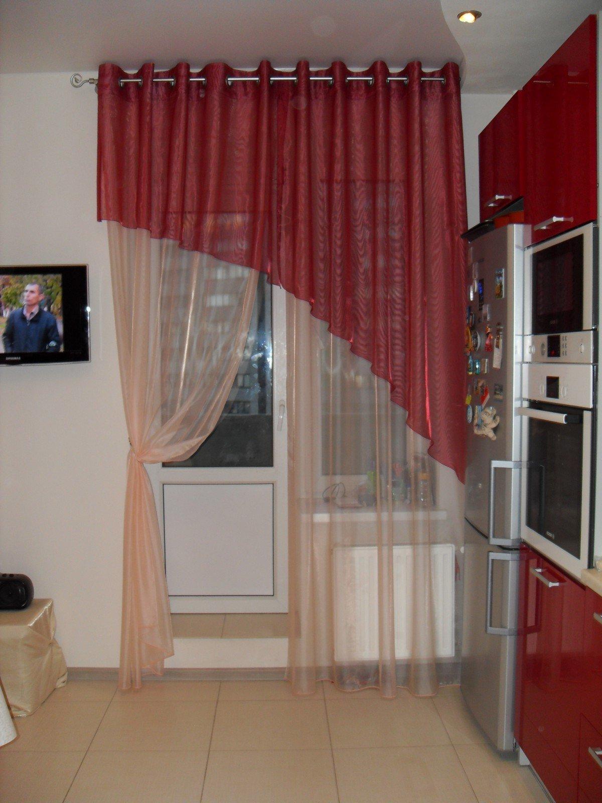 Langsir Untuk Dapur Di Grommet 40 Foto Dapur Langsir Gaya Bergaya Baru