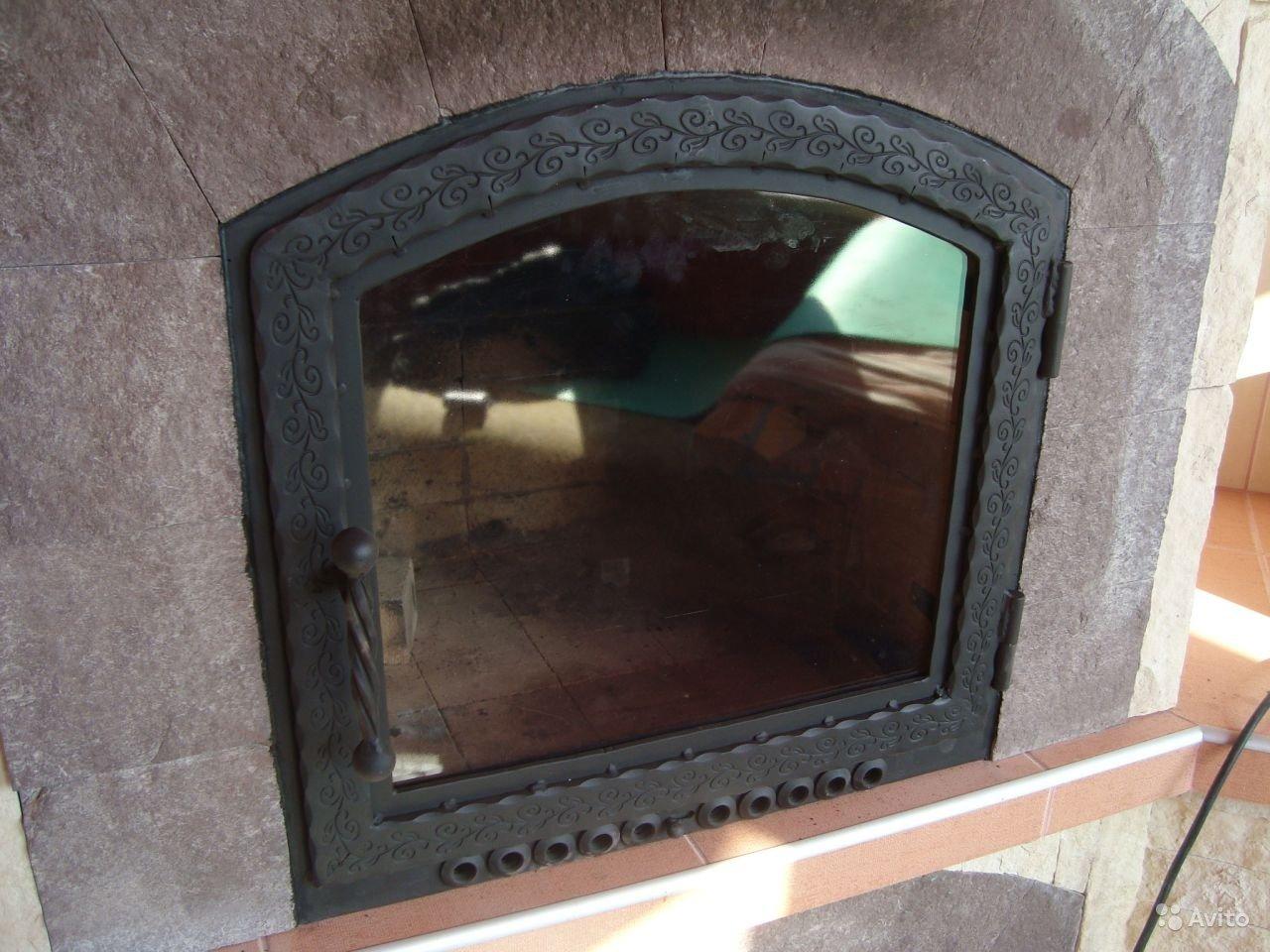 Verwonderend Open haarddeuren met brandveilig glas: met de hand gemaakte glazen UC-92