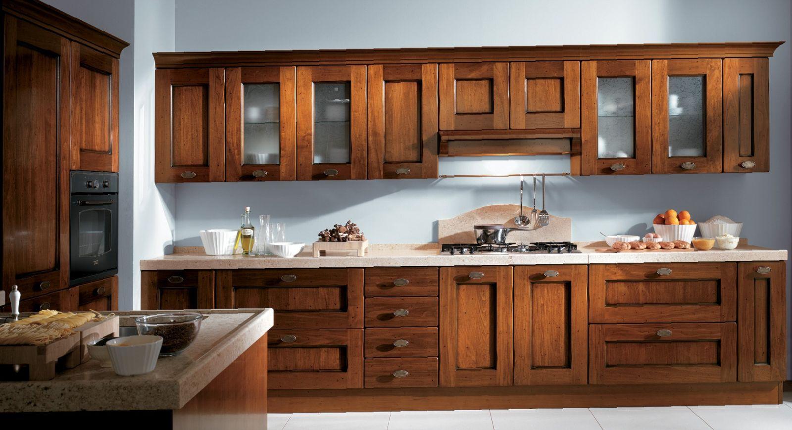 Türen für Küchenschränke: Schiebetüren in der Küche, nicht zu ...