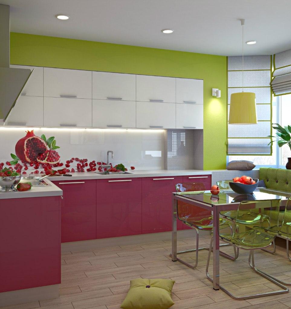 Facciate di mobili da cucina: soluzioni eleganti in legno ...