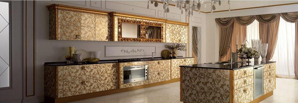 Classici di mobili da cucina italiani (63 foto): tavoli da ...