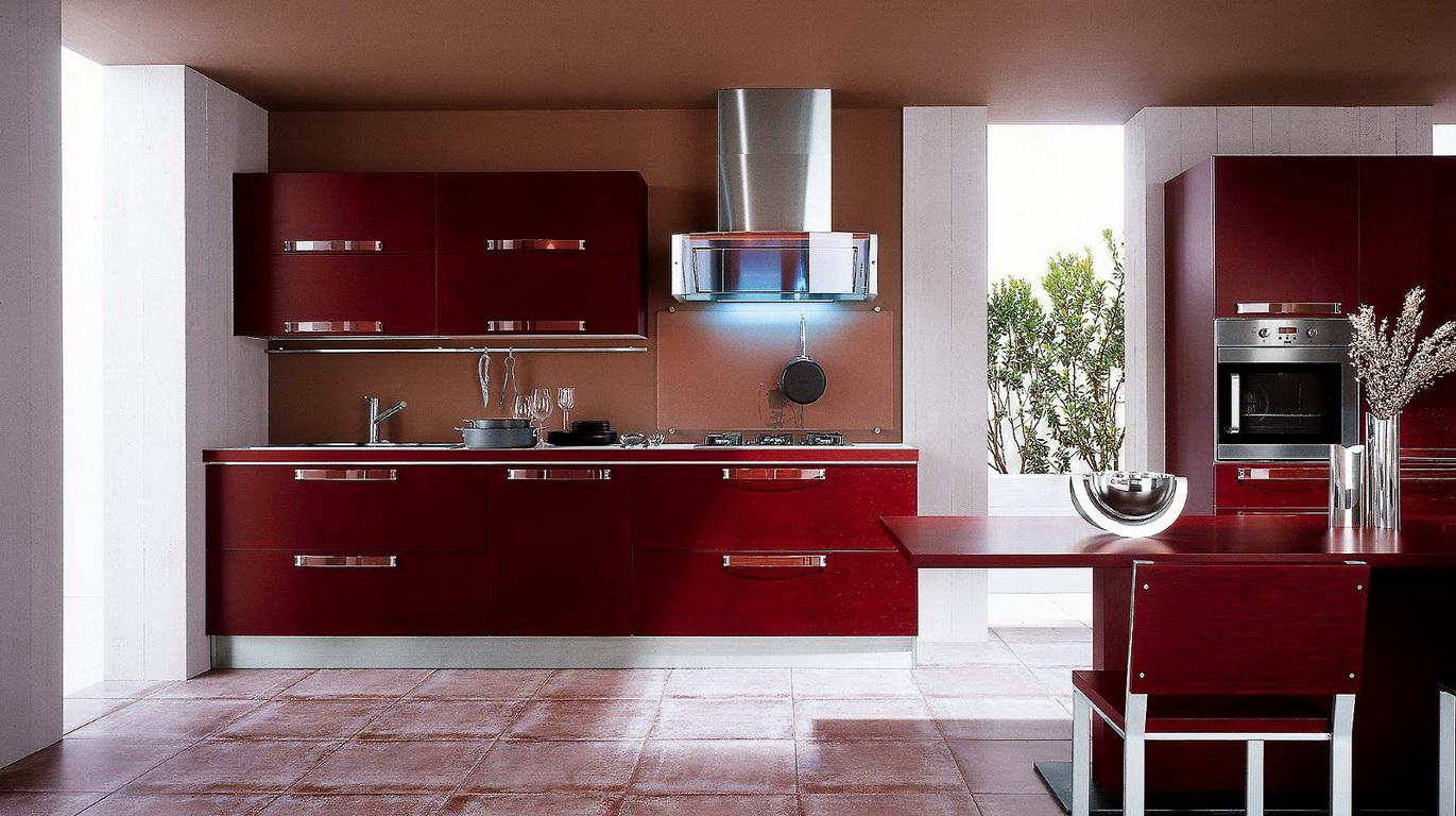 Cómo colgar los gabinetes de la cocina en la pared (72 fotos ...