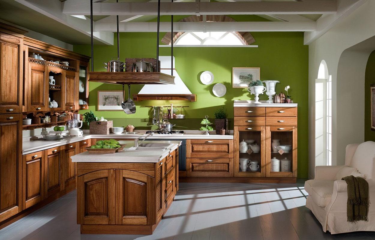 Laminat Küche (65 Fotos): Bewertungen über die Küche Bodenbeläge und ...