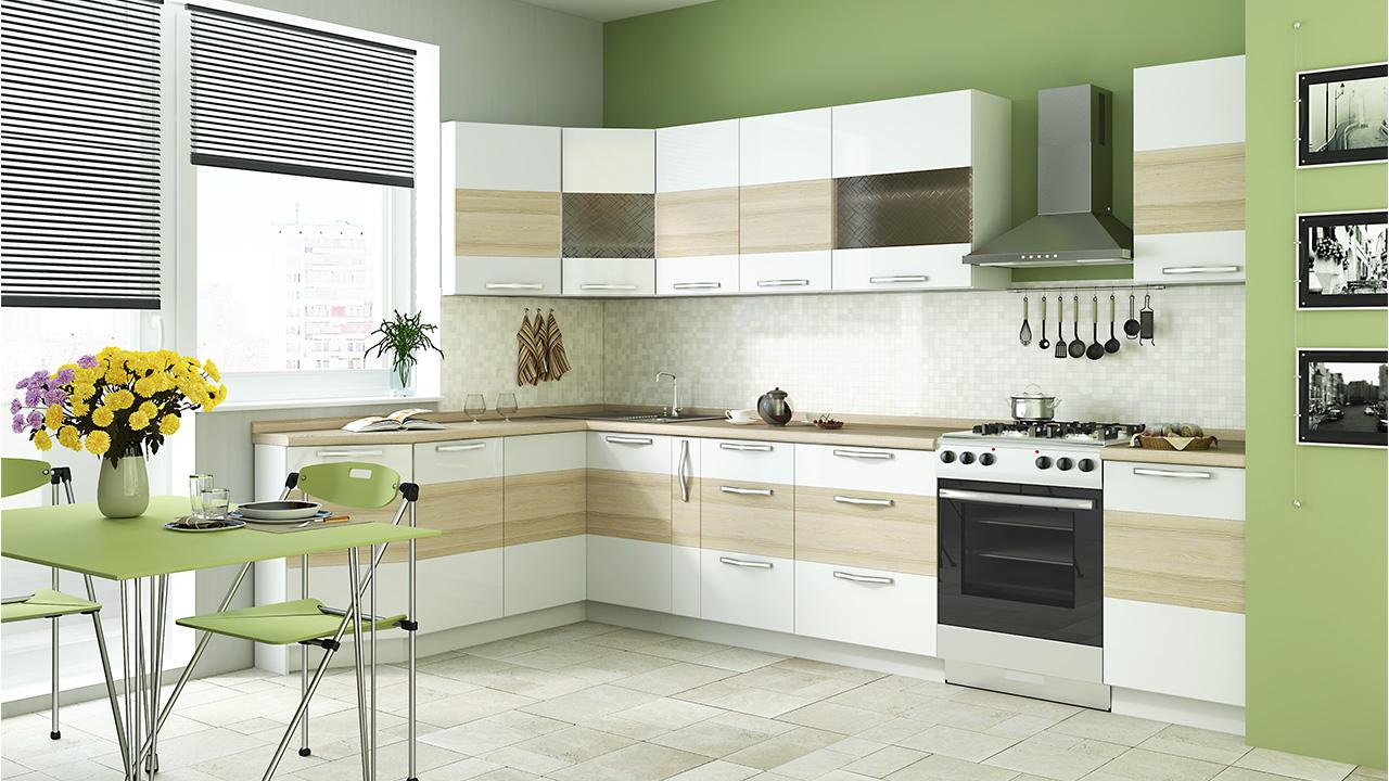 Cucina superiore (39 foto): larghezza della cucina con ...