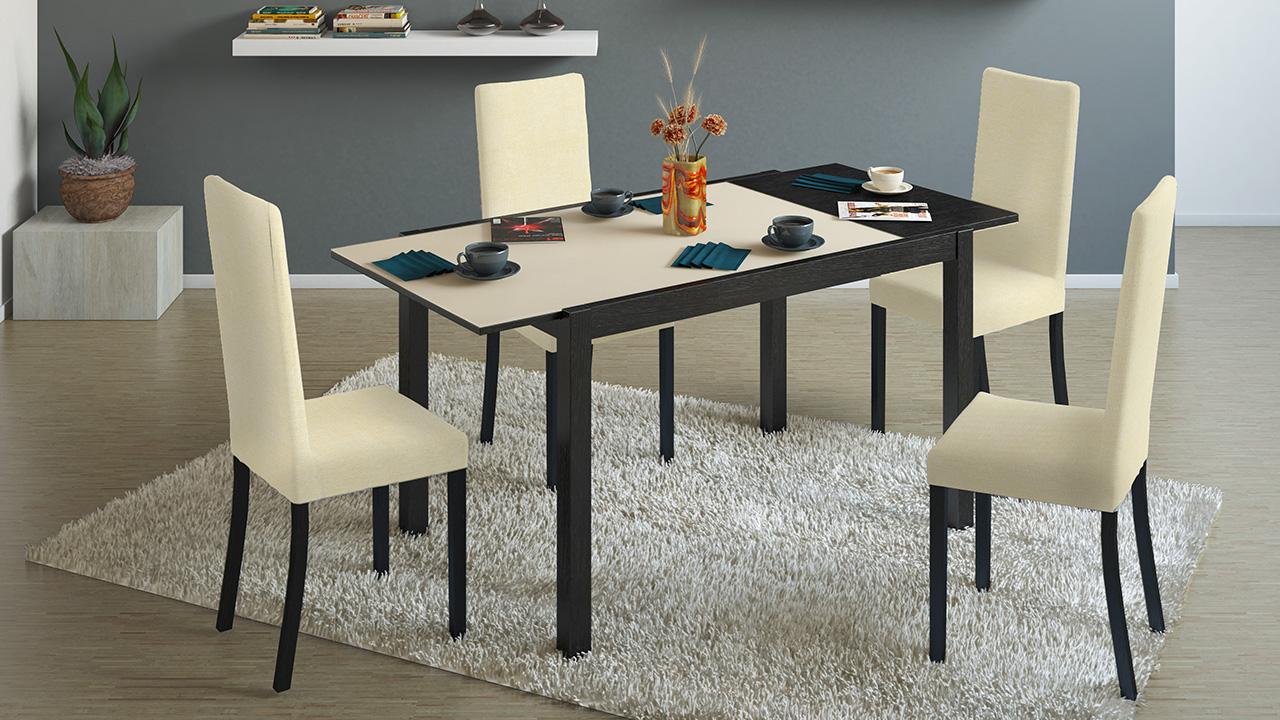 Mesas de cocina modernas (64 fotos): estilo y diseño ...