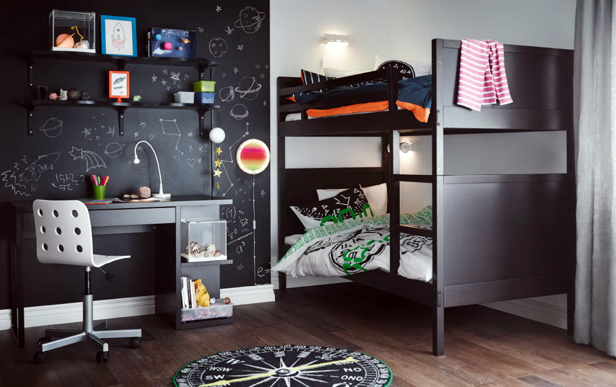 Children S Ikea Bunk Bed 45 Photos Two Story Beds For Children